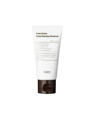 PURITO - From Green Deep Foaming Cleanser (Nouvelle formule) - 30ml