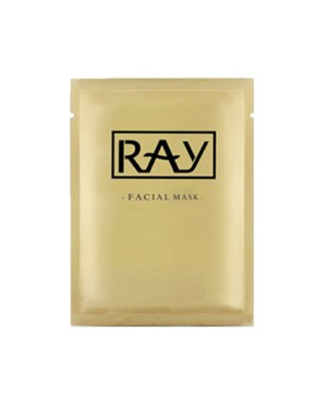 Ray - Gold Facial Mask - 1pc