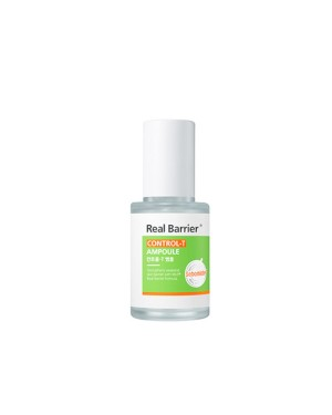 Real Barrier - Control-T Ampoule - 30ml