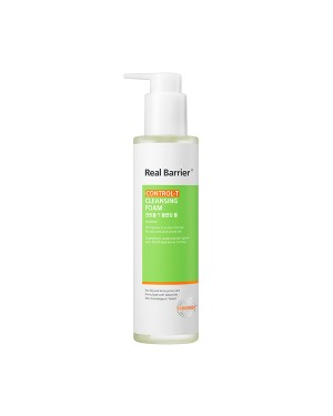 Real Barrier - Control-T Mousse nettoyante - 190ml