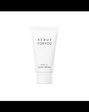 Rebuy for you - Crème solaire pleine d'eau - 50g