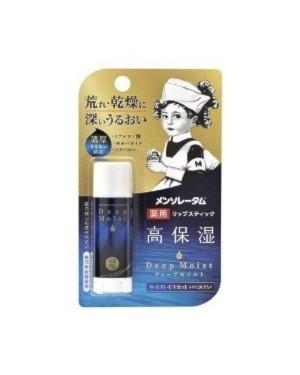 Rohto Mentholatum  - Deep Moist Baume à lèvres sans parfum SPF 20 PA + - 4.5g
