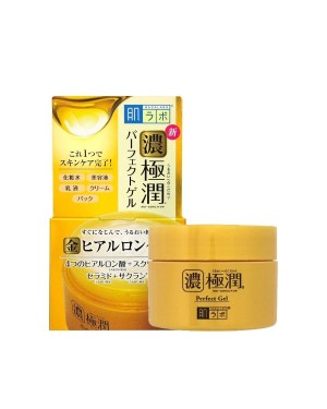 Rohto Mentholatum - Hada Labo - Koi-Gokujyun Gel parfait (Japan Version) - 100g
