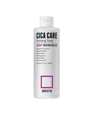 ROVECTIN - Cica Care Purifying Toner - 260ml