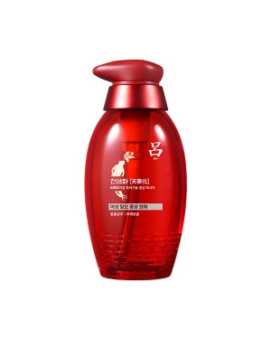 Ryo Hair - Cheonsamhwa Hair Loss Symptom Relief Shampooing Volume - Gris - Humidité - 400ml