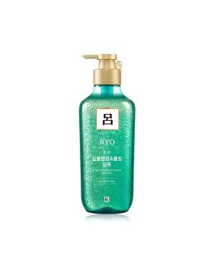 Ryo Hair - Shampooing nettoyant et rafraîchissant en profondeur - 550ml
