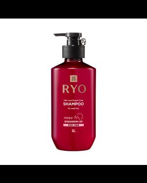Ryo Hair - Jayangyunmo 9EX Hair Loss Expert Care Shampoo - For Weak Hair - 400ml