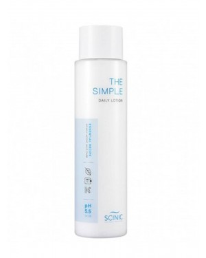 SCINIC - The Simple Daily Lotion