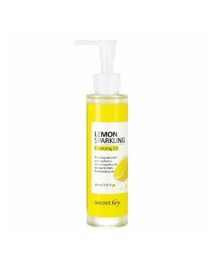 Secret Key - Lemon Sparkling Cleansing Oil - 150ml