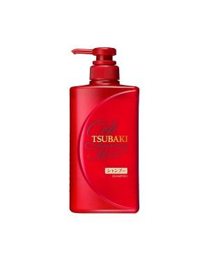 Shiseido - Tsubaki Premium Moist Shampooing - 490ml
