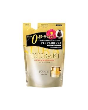 Shiseido - Tsubaki Recharge de pack de cheveux de masque de réparation premium - 150g