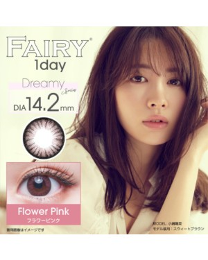 OLENS - Fairy 1 Day -  Flower Pink - 12pcs