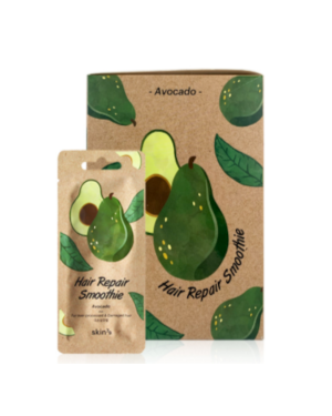 SKIN79 - Hair Repair Smoothie Avocado (For Over-Processed & Damaged Hair) - 20pcs