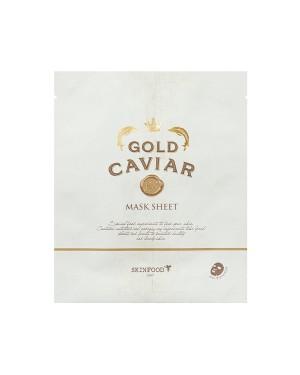 SKINFOOD - Gold Caviar EX Mask Sheet - 25g