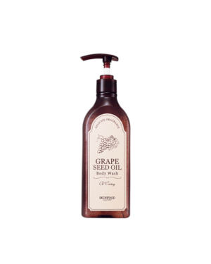 SKINFOOD - Grape Seed Oil Gel douche - 335ml