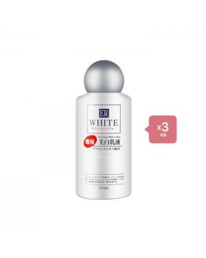 Daiso - ER White Whitening Milky Lotion - 120ml (3ea) Set