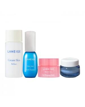 Laneige Quick Starter Skincare Set - Midnight blue