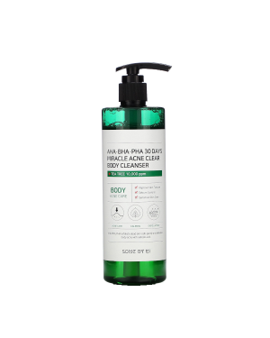 SOME BY MI - AHA-BHA-PHA Nettoyant pour le corps Miracle Acne Clear 30 jours - 400g
