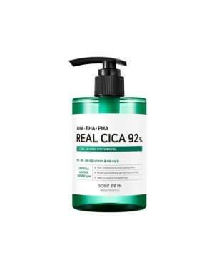 SOME BY MI - AHA-BHA-PHA Real Cica 92% Gel Apaisant Apaisant Cool - 300 ml