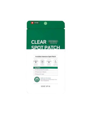 SOME BY MI - Clear Spot Patch 18pcs