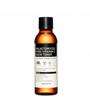 SOME BY MI - Galactomyces Pure Vitamin C Glow Toner - 200ml
