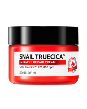 SOME BY MI - Crème Réparatrice Miracle Escargot Truecica - 60g