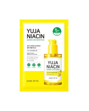 SOME BY MI - Masque Yuja Niacin 30 Jours Miracle Blemish Serum - 1pc