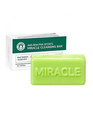 SOME BY MI - AHA. BHA. PHA 30 Days Miracle Cleansing Bar 106g