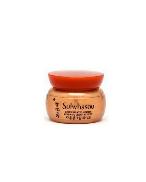 Sulwhasoo - Concentrated Ginseng Renewing Cream EX Light - 5ml