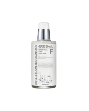 SWANICOCO - Herb Snail Emulsion - 120ml