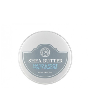 The Face Shop - Shea Butter Hand & Foot Total Treatment - 115ml