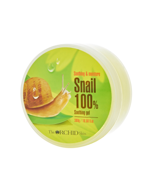 The ORCHID Skin - Soothing & Moisture Gel Apaisant 100% Escargot - 300g