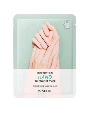 The Saem - Masque de traitement pour les mains Pure Natural - 1pc
