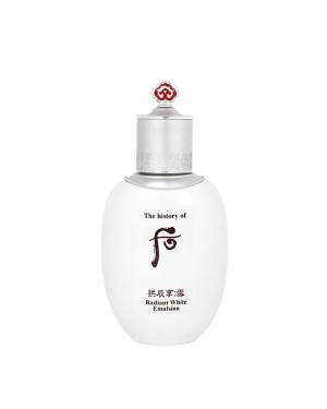 TheHistoryofWhoo - Gongjinhyang Seol Radiant White Emulsion - 110ml