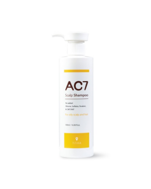 TISHA - Shampooing AC7 pour le cuir chevelu - 500ml