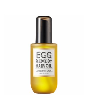 Too Cool For School - Egg Remedy Huile pour cheveux - 100ml