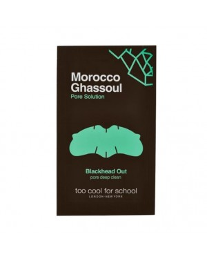 too cool for school - Morocco Ghassoul Blackhead Out - 1pc