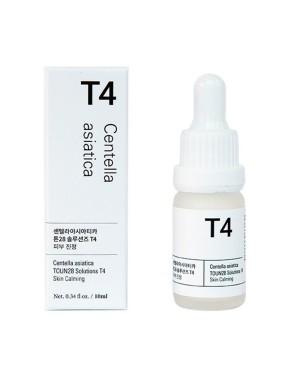 TOUN28 - Solutions T4 Centella Asiatica - Apaisement de la peau - 10ml