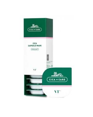 VT Cosmetics - Cica Capsule Mask - 7.5g x 10pcs
