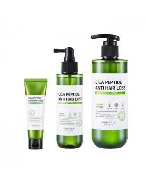 SOME BY MI - Cica Peptide Anti Hair Loss Set - Dark goldenrod