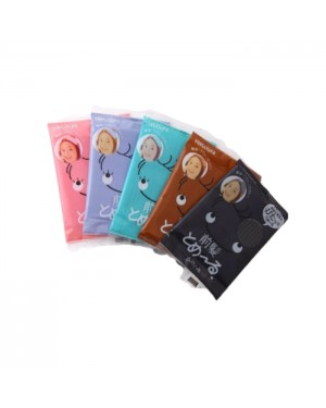 TEN - Peel-off Hair Pads (Random Colour) - 2pcs (5ea) Set