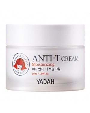 YADAH - Anti-T Moisturizing Cream - 50ml