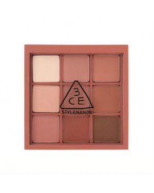 3CE / 3 CONCEPT EYES - Multi Eye Colour Palette - 8.6g