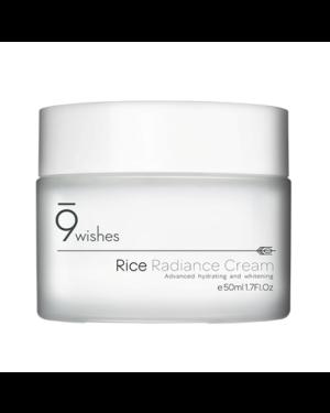 9wishes - Rice Radiance Cream - 50ml