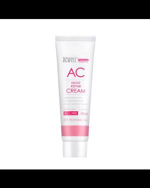 ACWELL - Crème réparatrice de nuit AC 50ml - 50ml