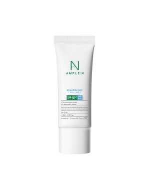 AMPLE:N - Hyaluron Shot Ampoules solaires SPF50 + PA ++++ - 40ml