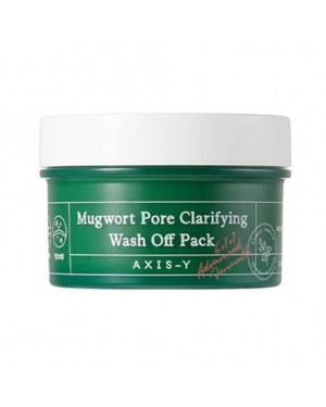 Axis-Y - Pack nettoyant clarifiant pour pores d'armoise - 100ml