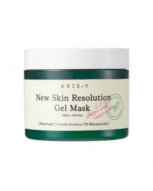 Axis-Y - Nouveau masque de gel de résolution de peau - 100ml