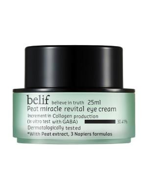Belif - Crème pour les yeux Revital Peat Miracle - 25ml