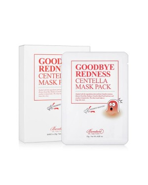 Benton - Goodbye Redness Ensemble de masques Centella